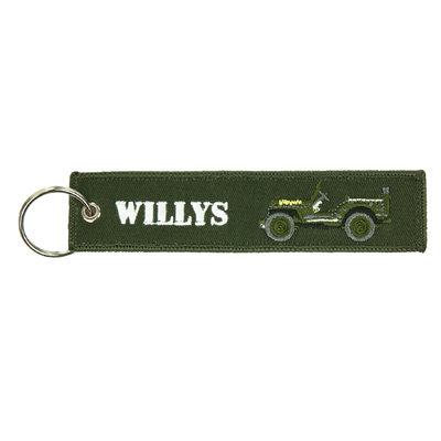 Willys Keyring Willys (Jeep) keychain