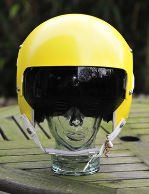 Gentex HGU-26/P flight helmet New size Large with helmet bag