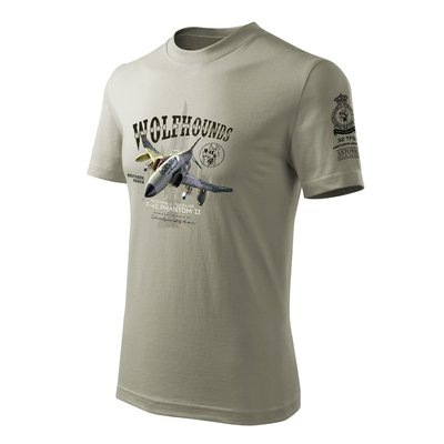 F-4E Phantom T Shirt 32nd Tactical Fighter Squadron