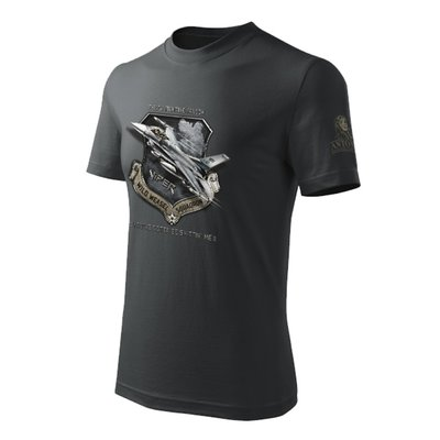 F-16C Fighting Falcon T Shirt Antonio Original for Pilots
