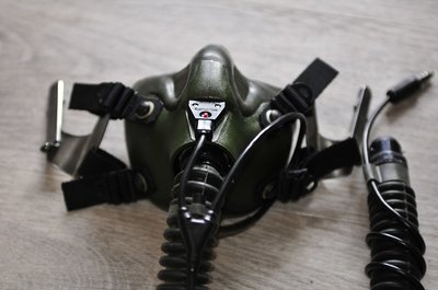 Gentex MBU-12/P Oxygen mask Green size Short
