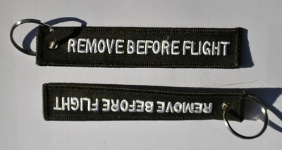 Remove before flight (Air Force Green)