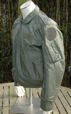 CWU-36/P summer flight jacket Nomex used  size Large (42-44)