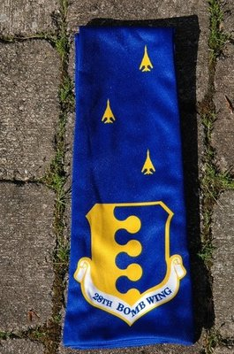 28th Bomber Wing Pilot Scarf