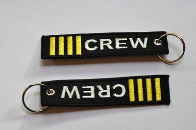 Crew IIII Keychain Keyring Key chain