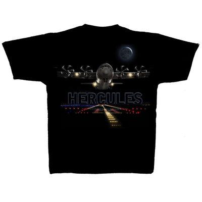 C-130 Hercules Adult T-Shirt Skywear Line