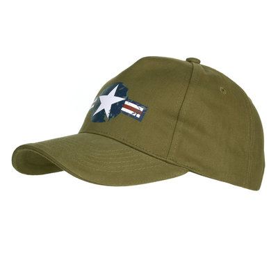 Base Ball Cap USAF WW II green