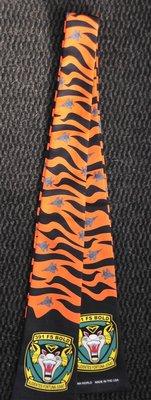 391st FS pilot scarve Bold Tigers