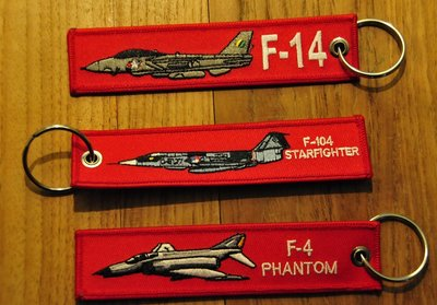 set 7: Remove Before Flight Keychains Keyrings Key Chains 3 different keyrings