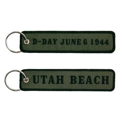 keyring keychain D-Day June 1944 Utah Beach