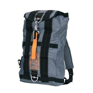 Parachute bag no. 10 grey