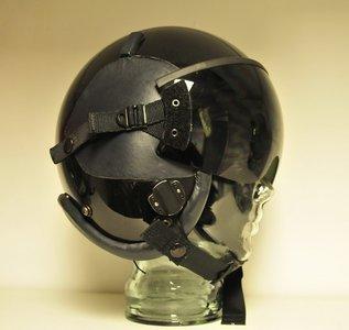 Gentex HGU-55/P flight helmet Black color size Medium