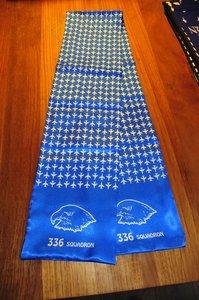 336 Squadron pilot scarve Hellenic AF A-7 Corsair
