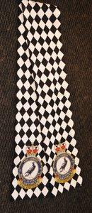 75th Squadron pilot scarve Royal Austrialian Air Force