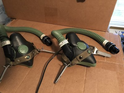 Ulmer 82 PE oxygen mask brandnew