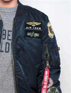 Alpha Industries MA-1 Pilot bomber jack
