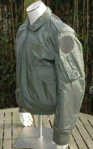 CWU-36/P summer flight jacket Nomex (used)   size Large 42-44