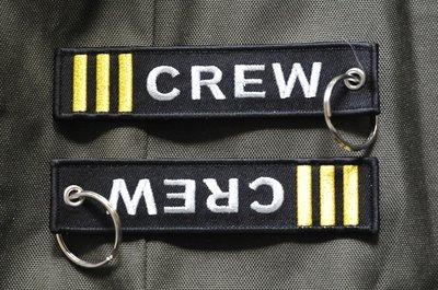 Crew III Keychain Keyring