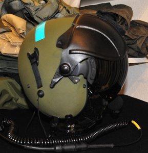 Gentex Alpha 200 flight helmet size Small