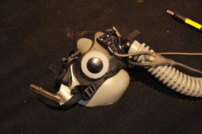 Gentex MBU-20/P oxygen mask size Small Narrow