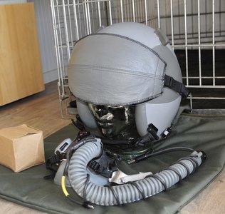 Gentex HGU-55/P flight helmet Brandnew size XL with MBU-20/P oxygen mask size Large wide